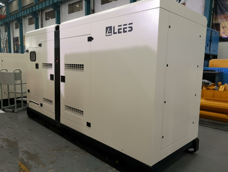Lees Delivered generators to TEMA,GHANA