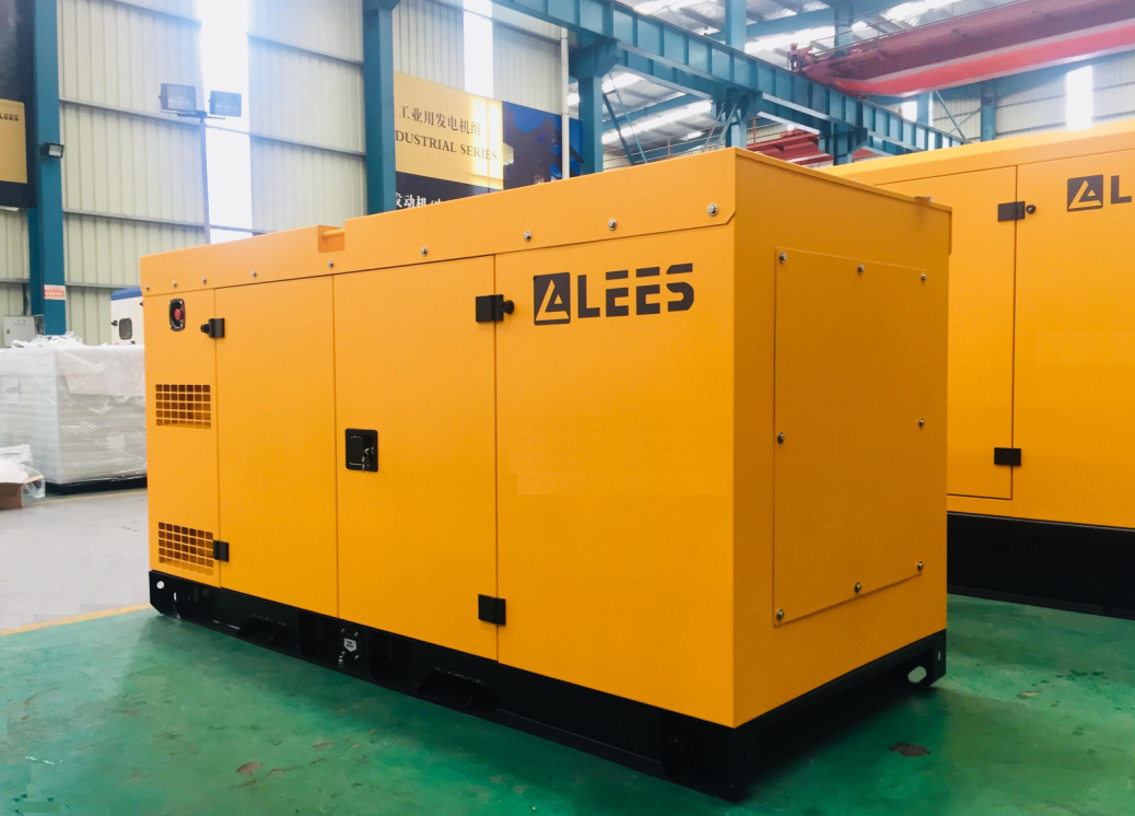 Lees Delivered generators to SAN ANTONIO, CHILE