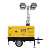 Hydraulic Light Tower
