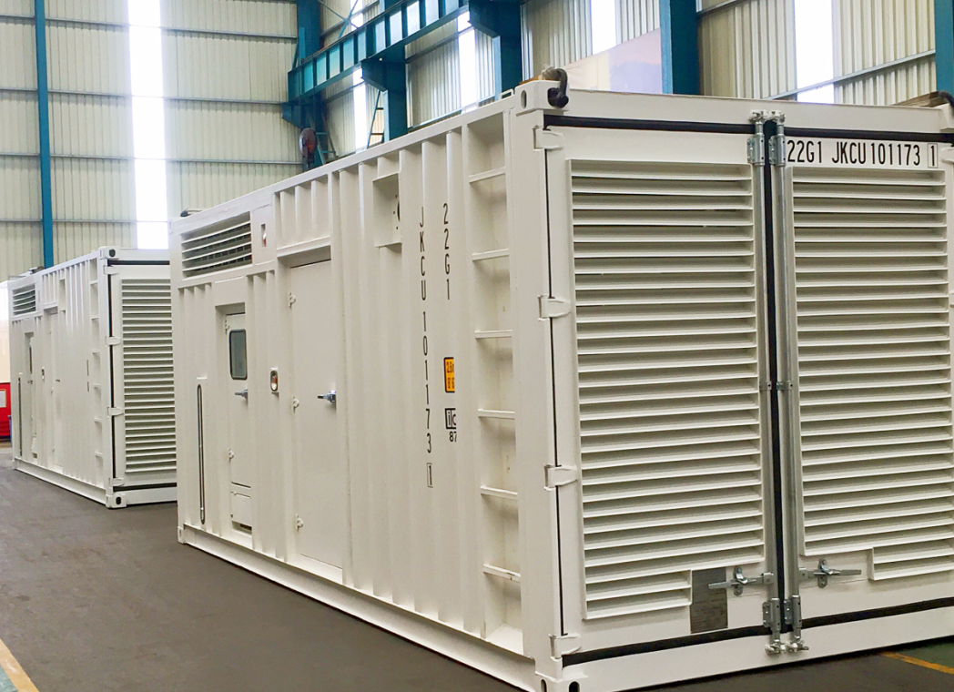Lees Delivered generators to SYDNEY,AUSTRALIA
