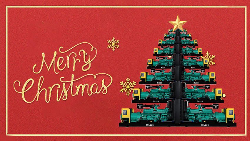 LEES POWER WISH YOU A MERRY CHRISTMAS